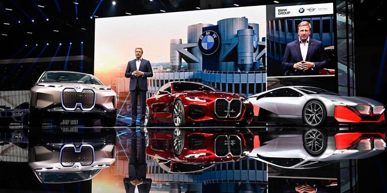 BMW meistert Corona-Krise sehr ordentlich
