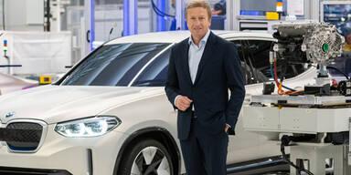 BMW-Fabrik für halbe Million E-Antriebe pro Jahr