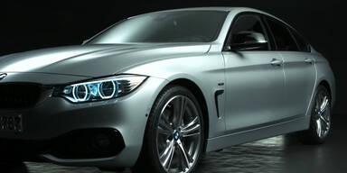 Weltpremiere des BMW 4er Grand Coupé