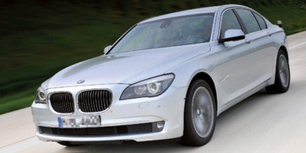 Dienst-BMW (fast) gratis