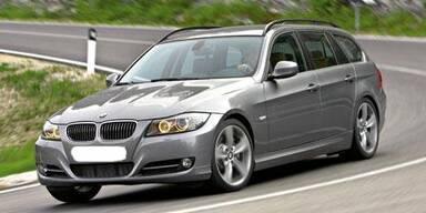 BMW 330xd Touring im Test