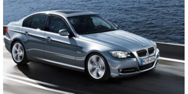 BMW ruft in den USA 200.000 Autos zurück