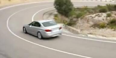 """BMW verpasst dem """"5er"""" neues Facelift"""
