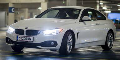 BMW: Türen mit Handy zu knacken