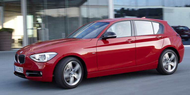 BMW bringt den 114d in den Handel
