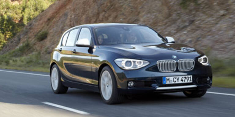 Das ist der neue BMW 1er: Die ersten Fotos