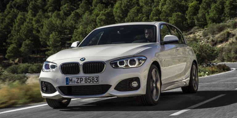 """Das ist der """"neue"""" BMW 1er (2015)"""