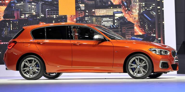 BMW weiter vor Audi und Mercedes