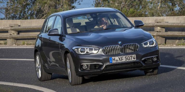 BMW-Modelle vor Hackern wieder sicher