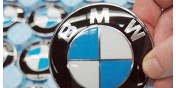 BMW schließt Kündigungen 2009 aus
