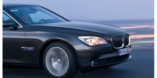 Bis zu 150 BMW-Limousinen für die Ministerien