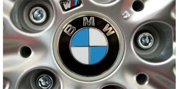 BMW-Chefs bekommen um 40% weniger Gage