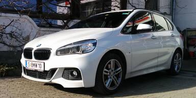 BMW 2er Active Tourer mit Allrad im Test