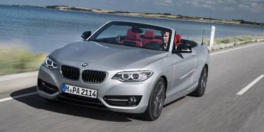 So kommt das BMW 2er Cabrio