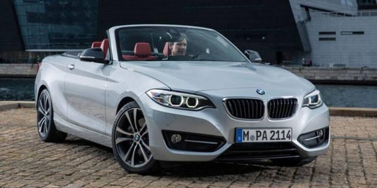 BMW 2er Cabrio im Fahrbericht