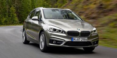 So fährt der BMW 2er Active Tourer