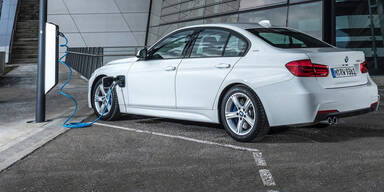 BMW plant große E-Auto-Offensive