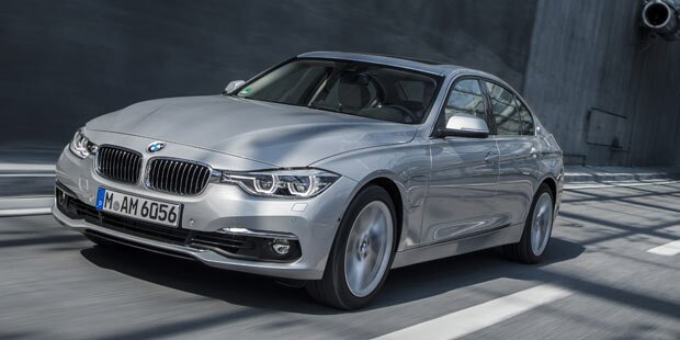 BMW zeigt den 330e mit Plug-in-Hybrid