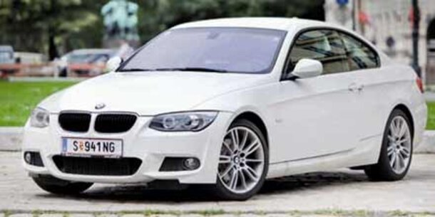 BMW 320d Coupé: Sportwagen ohne Durst