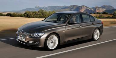 Weltpremiere des neuen BMW 3er (F30)