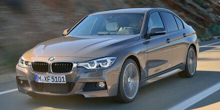 BMW verpasst dem 3er ein Facelift