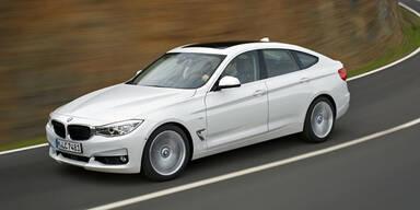 Das ist der neue BMW 3er GT