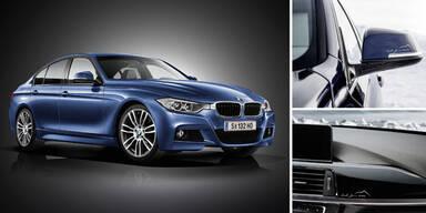 BMW 3er Sondermodell nur für Österreich