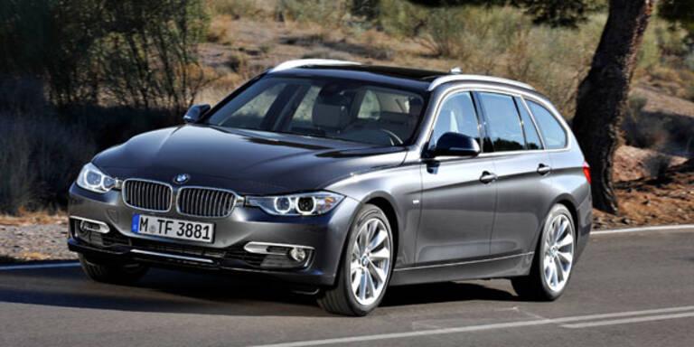 Das ist der neue BMW 3er Touring