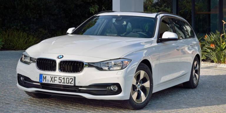 """Jetzt startet der """"neue"""" 3er BMW"""