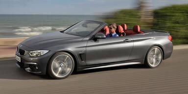 Weltpremiere des neuen BMW 4er Cabrios