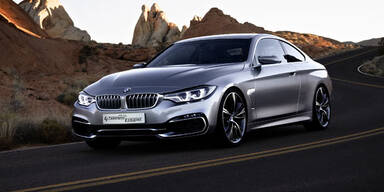 So kommt das neue BMW 4er Coupé