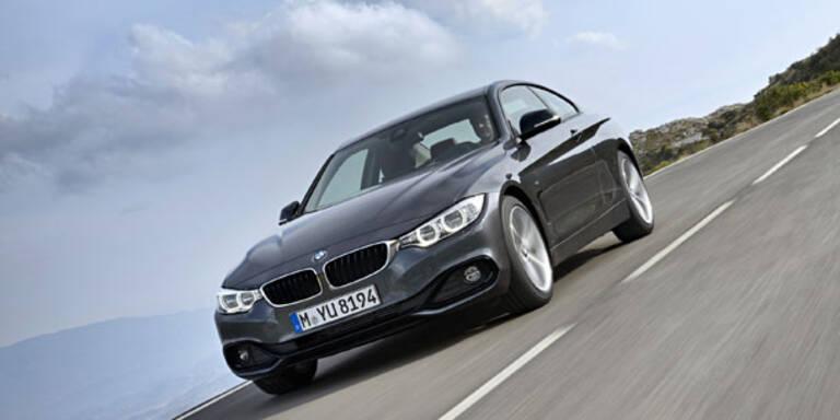 Das ist das neue BMW 4er Coupé