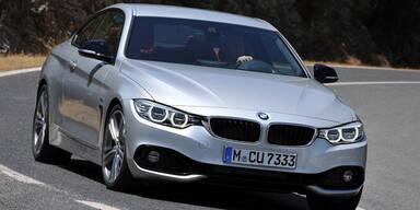 Neues BMW 4er Coupé im Fahrbericht