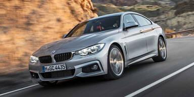 Weltpremiere des BMW 4er Gran Coupé