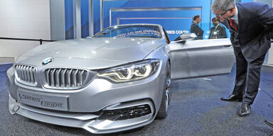 Amerikaner lieben teure deutsche Autos