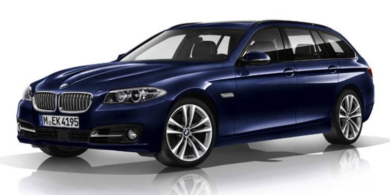 BMW bringt den 5er Edition Sport