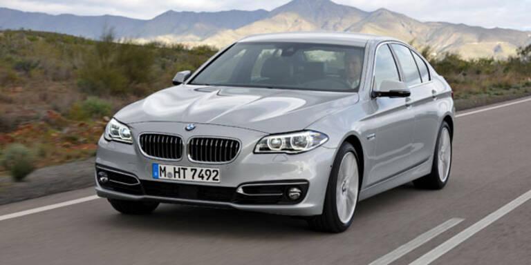 """Das ist der """"neue"""" 5er BMW"""