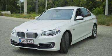 """Neuer"" BMW 520d xDrive im Test"