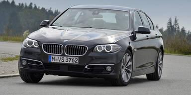Neuer Motor für BMW 518d und 520d