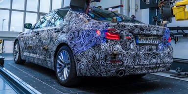 Magna baut neuen BMW 5er in Graz