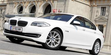 Der neue BMW 530d im großen Test