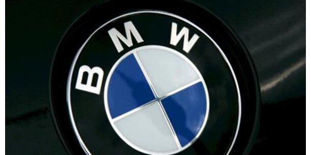 BMW steigert Umsatz auf 49 Mrd Euro