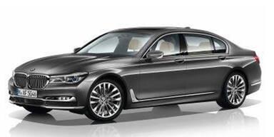 Mega-Panne: BMW Österreich zeigt neuen 7er