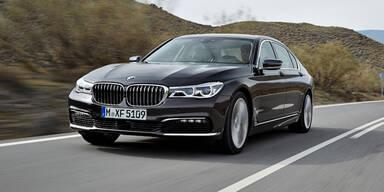Neuer 7er BMW braucht nur 2,1l/100km