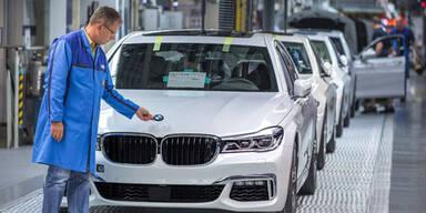 Jubiläum: BMW wird 100 Jahre alt