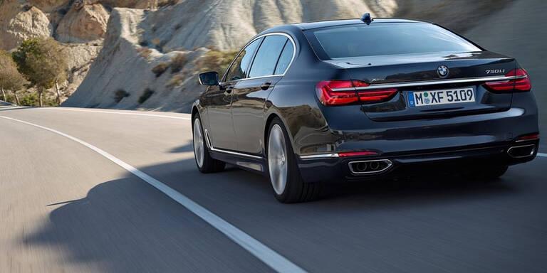 BMW muss 7er wegen Airbags zurückrufen