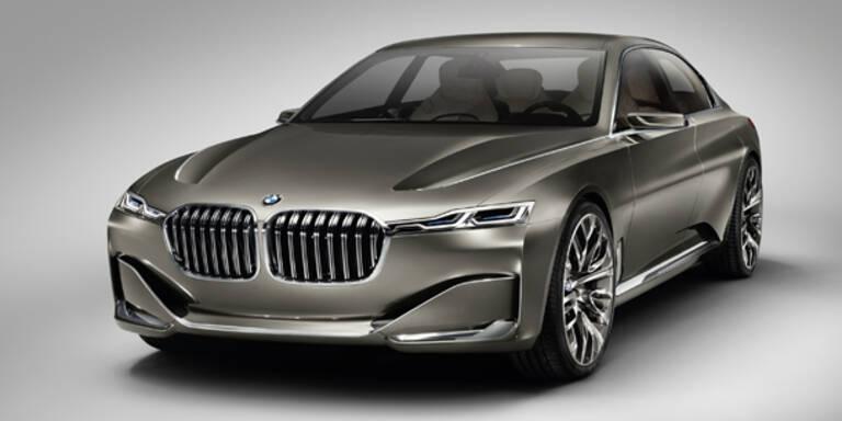 So stellt sich BMW einen 9er vor