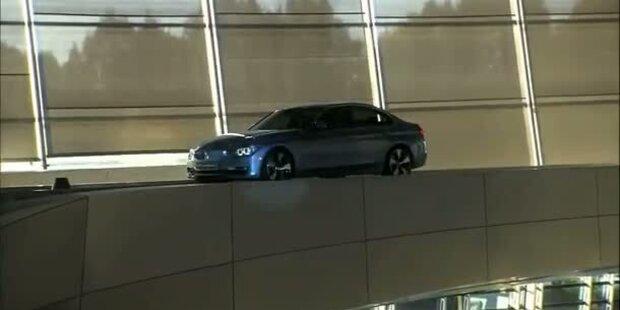 Weltpremiere des neuen BMW 3er