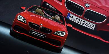 BMW Austria plant 15 neue Modelle