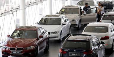China wird für BMW & Co. zum Fluch